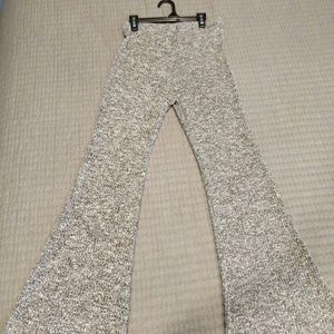 Light weight knit pants. Very cute. Worn once.